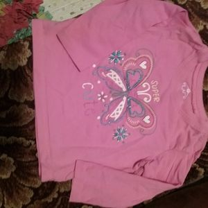 Little girl long sleeved t-shirt by Place